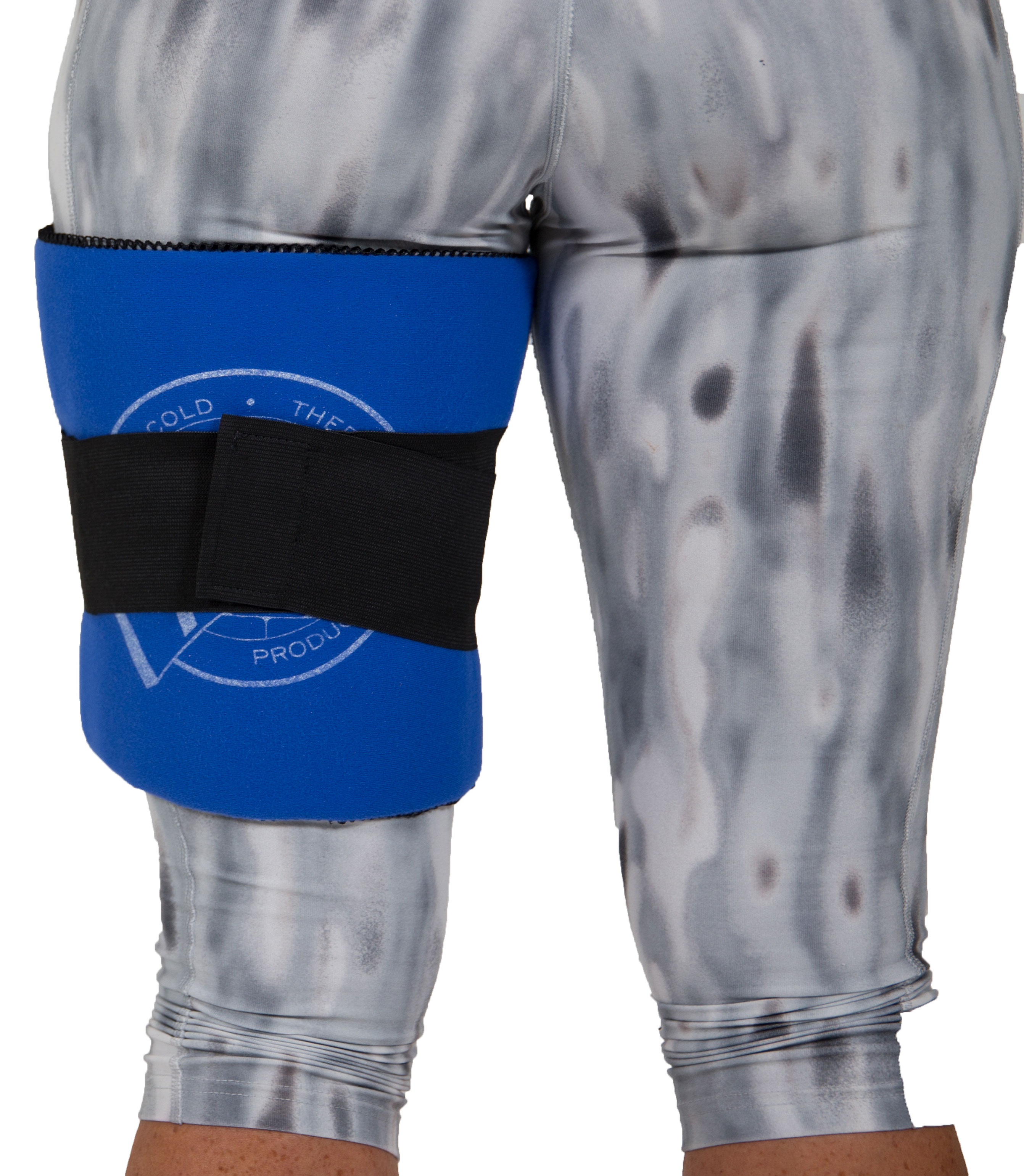 Universal Ice Pack For Hamstring - Provides Compression and Ice Therapy To Multiple Areas Of the Body. pi260