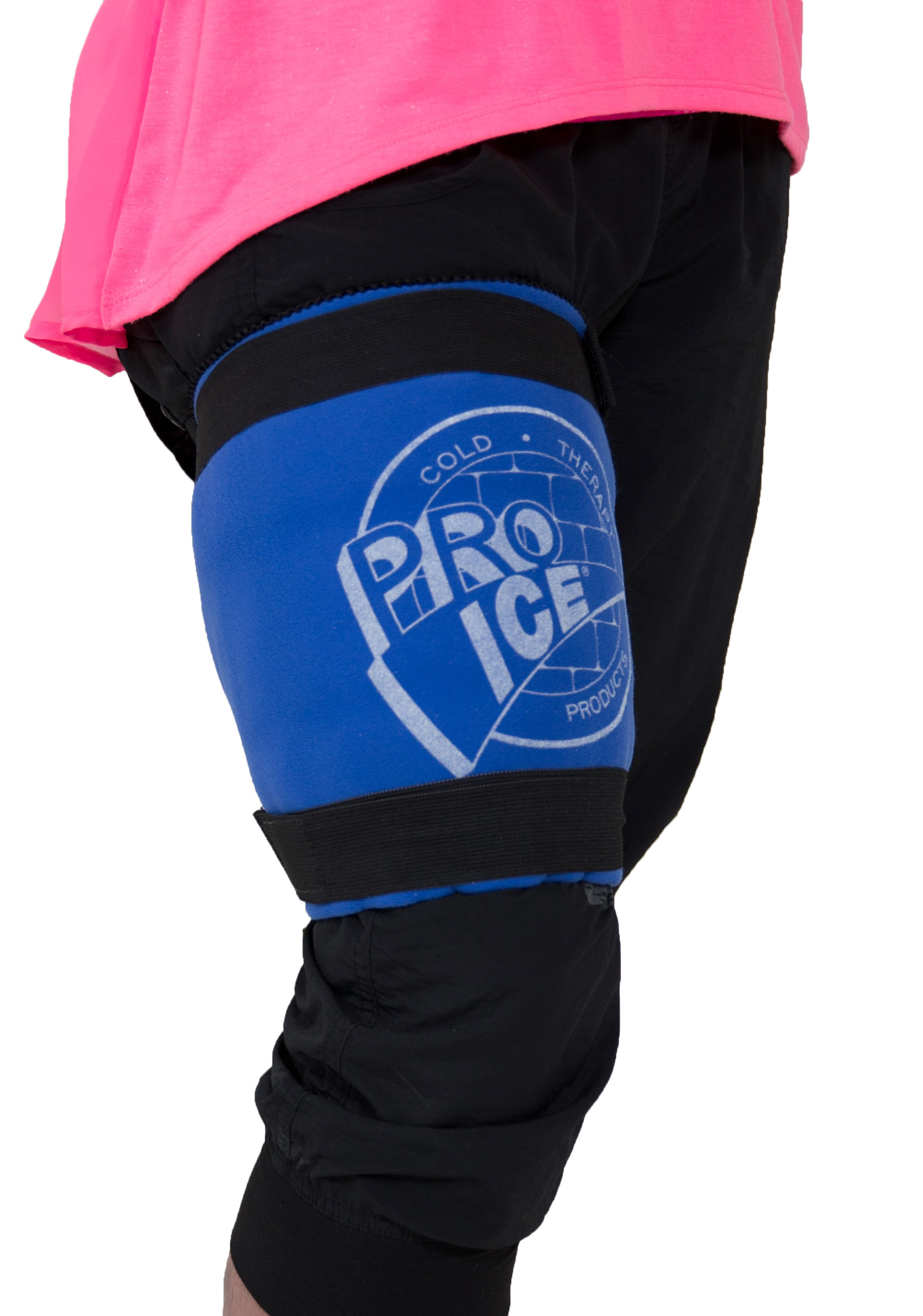 Univeral Ice Pack For Quadcriceps and Other Body Areas, by Pro Ice pi260