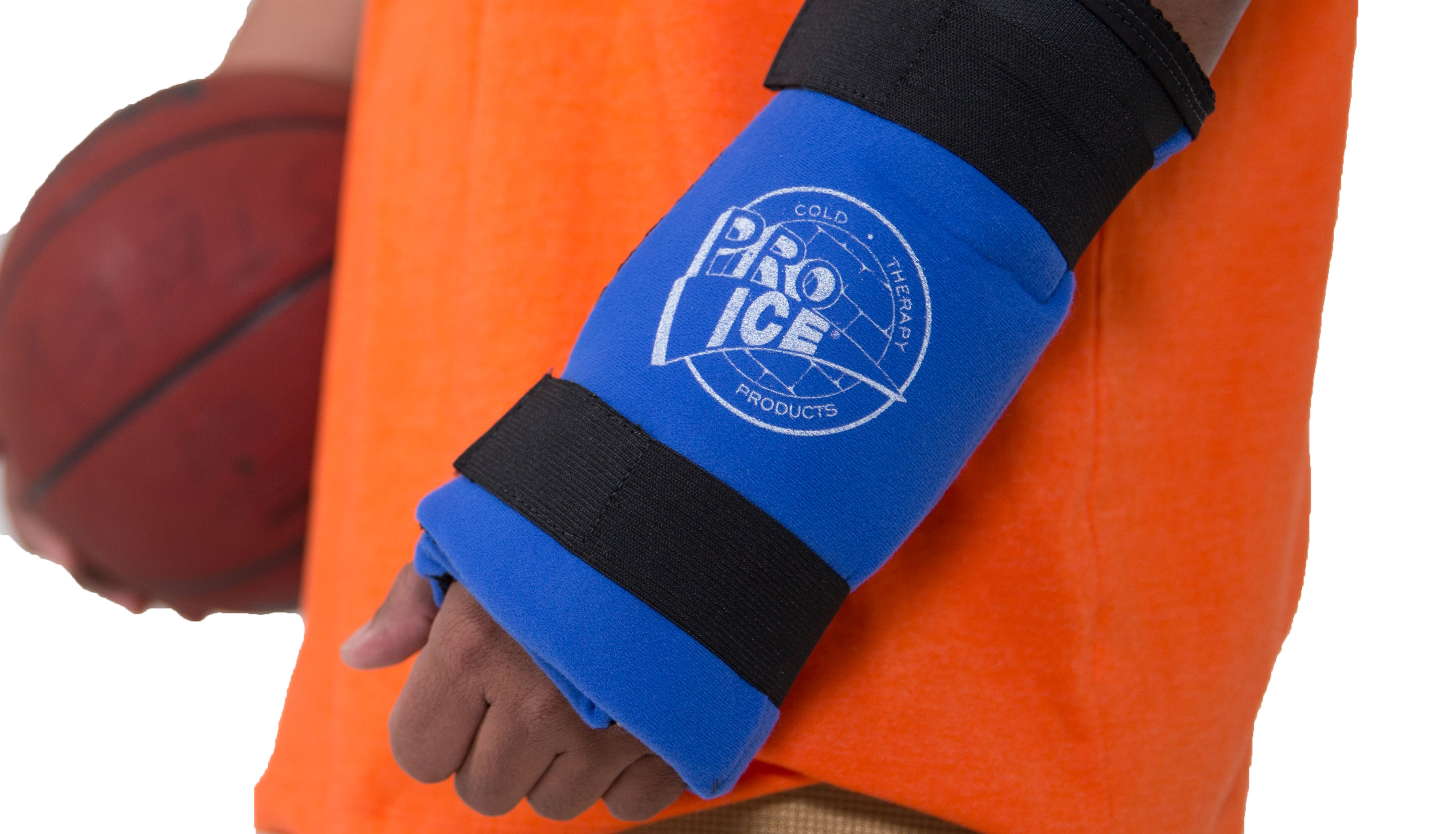 Universal Wrist Ice Pack For Wrist Sprains, Injury and Surgery. By Pro Ice pi300