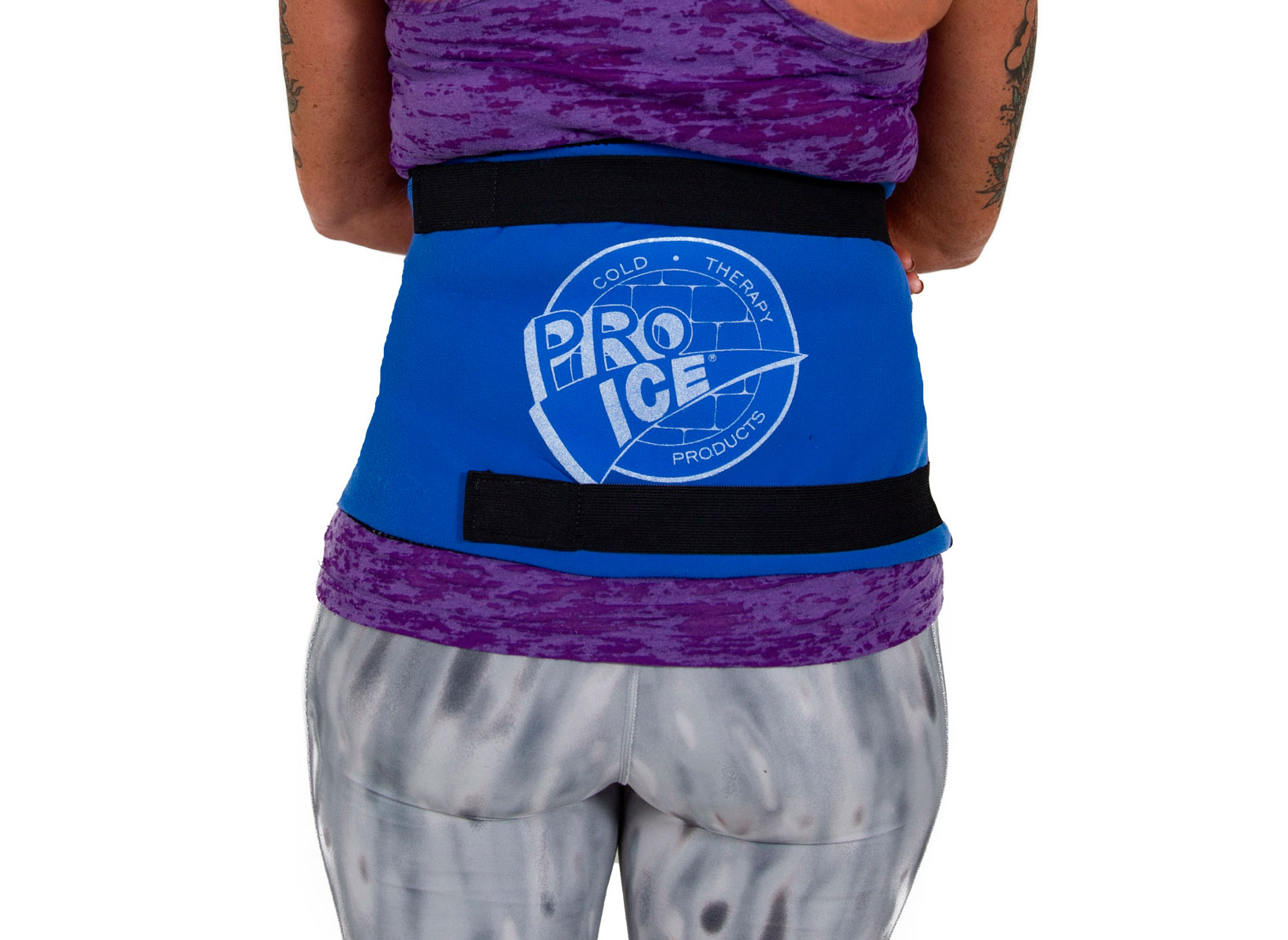 Pro Ice Universal Ice Wrap pi400 - Low Back Application