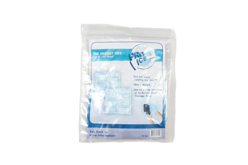 pi701 pro ice extra ice inserts for the Medium size Lower Back Wrap PI 700