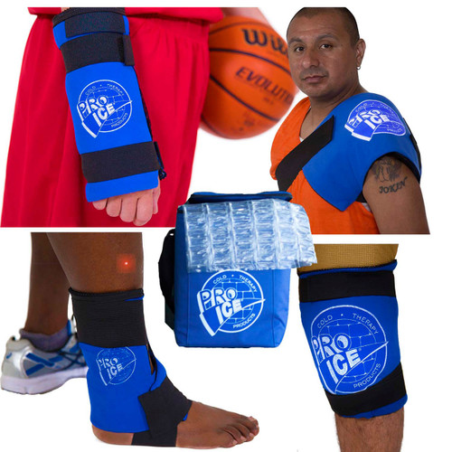pi920 Pro Ice Team Safety Kit. Icing Kit For Team Sports