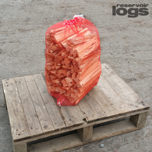 reservoir logs bag of kindling