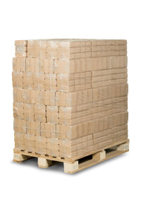 RUF Birch Heat Logs - Full Pallet 960kgs