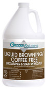 Groom Solutions: Liquid Browning / Coffee Free, Case, CS511GL