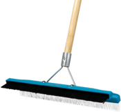Grandi Groom: Carpet Groom Rake & Brush Combo, AB19 | The Grandi Groomer is a versatile tool that can be used for agitation of soiled traffic lanes and loosening embedded dirt.