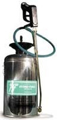 Hydro-Force: PRO 2 gallon Stainless Steel pump sprayer, AS23