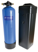 Hydro-Force: Water Softener w/ Automatic Recharge and Brine Tank, AC40