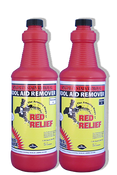 Pro's Choice: RED RELIEF, 2 Quart Set, 1071 | Red Dye Remover