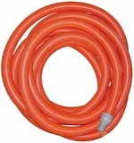 "Super Truckmount Vacuum Hose, orange, 2"" x 50' w/cuffs, AH25"