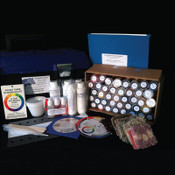 Professional Carpet Spot Dye & Color Restoration Kit with 40 dye colors, K-800
