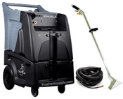 Hydro-Force Nautilus: HEATED 12 gal 200psi Two 3-Stage Extractor w/ Hose & Wand Package, MX3-200H