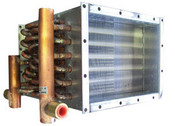 Hydramaster: Blower Heat Exchanger, PHY038-053