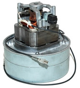 "Vacuum Motor, 5.7"", 2 Stage, Flow Thru, 1200watts, 120v, 10-2468"