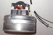 "Vacuum Motor, 5.7"", 2 Stage, for Foggers, AV08"