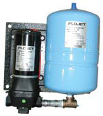 Flojet: Fresh Water Booster System, 2840 Series, AP36