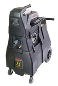 "Rotovac: Ranger 27 Gal 3 Stage Extractor Package, R-VAC-DS-CFX-3STG | The Ranger is approximately the same overall size as a standard 12 gallon portable extractor. The BIG difference is its extra large 27 gallon clean water holding tank with a removable ""Extractor Pod"""