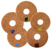 Spinergy: Stone Polishing Pads - Set of 5, ASP