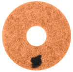 Spinergy: Stone Polishing Pad - Black - 400 grit , ASP