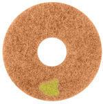 Spinergy: Stone Polishing Pad - Yellow - 8000 grit, ASP