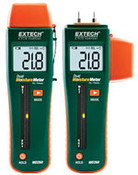 Extech: Combination Pin/Pinless Moisture Meter, AC131