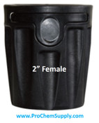 "Hydro-Force: Flash Cuff - 2"" Female Cuff, AH204"