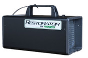 Vaportek: Restorator - Odor Control System, AR38 | The Restorator is an ideal unit for odor treatment in vehicles and areas up to 20,000 cu. ft. Just load the compact machine with an industrial odor neutralizing cartridge and turn it on.
