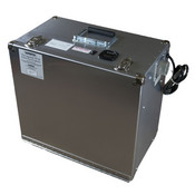 This lightweight unit is designed for treating large areas. It holds up to 10 odor-neutralizing industrial membranes and treats areas up to 200,000 cu. ft. Ideal for the professional restoration specialist with largescale odor problems.
