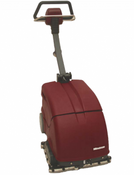 "The Port A Scrub P14B Cleans concrete, tile, stone and vinyl floors of all types with 780 RPMs and 4"" counter rotating brushes that will tackle even the toughest jobs. It has a generious 2.5 gallon solution tank & 3.0 gallon recovery tank and covers 7,500 sq. ft. per hour ( Nominal). Includes batteries and on-board charger."