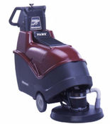 The Lumina 20 and Lumina 20TD feature a 20″ burnishing pad with pad driver speeds up to 2000 rpms to give a wet-look shine to floors. These low-profile, ergonomically designed machines feature Minuteman's Multi-Flex® pad driver which adjusts to the highs and lows of the floor while retarding pad growth. The Lumina 20 and Lumina 20TD battery burnishers are ideal for environments that require a high productivity burnisher such as hospitals, hotels, schools, office buildings and retail stores.