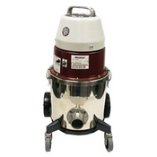 Minuteman [C80704-05] CRV Critical Environment ULPA Dry Canister Vacuum - 4 Gallon, C80704-05 | The Minuteman Model CRV - Clean Room Vacuum was especially designed to be an intricate part of your facility cleaning procedures. It is ideal for use in Class 1 through Class 100,000 cleanrooms, gowning areas and air showers in all pharmaceutical labs, medical devices manufacturers, biological labs and computer rooms.