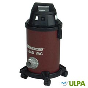 Minuteman: Lead Vac ULPA Dry Canister Vacuum - 6 Gallon, C82985-06 | U.L.P.A. filtered vacuum for the recovery of lead, dust, paint chips and other hazardous materials. Conventional vacuum cleaners exhaust unseen lead particles back into the environment, compounding the existing hazard
