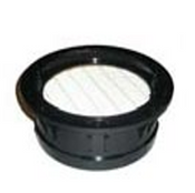 Minuteman: Replacement Vacuum H.E.P.A. Air Filter, 110026   Fits C82904-04