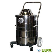 Minuteman: X-839 Series ULPA Critical Filter Dry Canister Vacuum - 15 Gallon, C83918-00 | The X839 U.L.P.A. Vacuum Series is ideal for the safe and economical removal of hazardous and toxic materials, nuisance dust and fine powders.