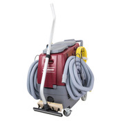 Minuteman: TRS17 Restroom Cleaning System Extractor, TRS17-115 | Minuteman's TRS14 Total Recovery System features 400 psi pressure washer, fully adjustable chemical metering system, a strong vacuum motor that allows for simultaneous use of floor drain tool & blower hose; gate valve is designed to dump into any standard toilet or floor drain.