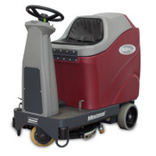 Minuteman: MAX Ride 20 Automatic Scrubber, Quick Pack - Crown Batteries, MR20DQP