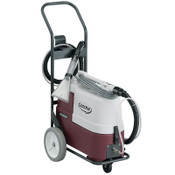 Minuteman: GOTCHA! Portable Spotter Extractor, C46200-01   The Gotcha! is designed for spot removal and carpet maintenance operations that require maneuverability, efficiency, power and hassle-free, one-person operation