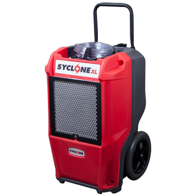 Syclone XL Dehumidifier, Red, 1671-7670