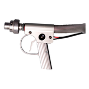 IBIX 40 H2O Short Gun with 30' Hose, 10MM Tungsten Nozzle and Water Nozzle, 1642-4590