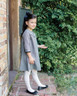 Andie, dress pattern that comes with this Holiday issue - Size girls 2-16