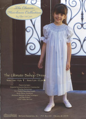 The Ultimate Bishop Dress pattern by Ellen McCarn size 3 month to 4 years