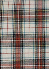 A lovely soft brushed cotton tartan, Glenbarroch design, 145 cm wide Wash at 30 degrees, Priced per metre, Ideal for for winter dresses, blouses and trousers