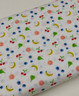 A really bright and cheery poplin fabric, 100% cotton, 145 cm wide Has OEKO-TEX standard 100 - Meaning this fabric is suitable for children's clothing and sleepwear, Wash at 30 degress, Priced per metre