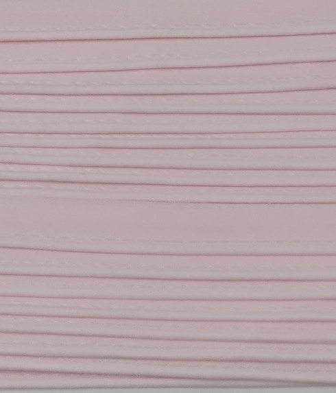 Pink #503 mini piping, Makes the finishing touches look professional, 100% cotton, Priced per metre