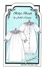 Baby's Breath Smocking pattern by Judith Marquis