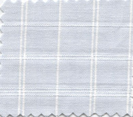 Dobbie Check 100% cotton in Blue with a white check detail, This is a lovely soft fabric ideal for dresses, blouses, pinafores and more, Smocks beautifully, 148 cm wide priced per metre, Wash at 30 degrees, Telephone for part metres