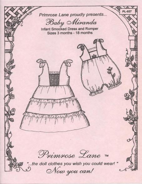 Baby Miranda by Primrose Lane