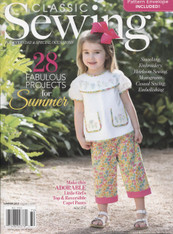 Classic Sewing Magazine Summer 2017
