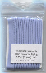 Ready to Sew Mini Piping in Shadow Blue 2.75 metres (3yrd pack))