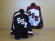 Game Worn Hockey Jersey